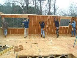 ment construire une maison en bois soi meme excellent fabulous sa