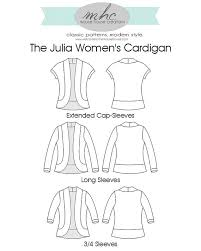 Pattern Sale Inspiration Julia Women's Cardigan Welcometothemousehouse