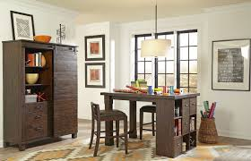 rustic desk home office. Pine Hill Rustic Counter Height Desk Home Office Set Rustic Desk Home Office