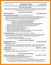 Sales Representative Resume Sample Medical Device Sales Representative Resume Sample Entry Level 37
