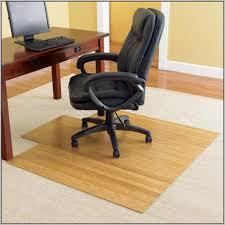 desk chair wood floor mat office within mats for hardwood