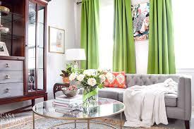 Spring Living Room Decorating Ideas - [peenmedia.com]
