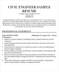 25 Best Engineering Resume Templates Pdf Doc Free