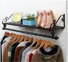 clothes rails coat stands hot wall