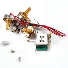for fender strat guitar wiring harness 250k pots 5 way switch 1v2t for fender strat guitar wiring harness 250k pots 5 way switch 1v2t jack prewired 4 4 of 5