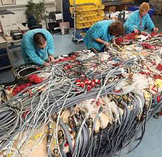 conquering complexity by assembly magazine most of the harnesses go directly to manufacturers like airbus boeing bombardier lockheed martin and sikorsky supplier customers include alenia