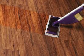 steam mops and hardwood floors