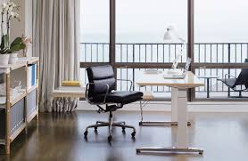 standing office table. Renew™ Sit-to-Stand Desk With Advanced Cord Management Standing Office Table