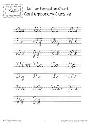Queensland Cursive Handwriting Worksheets Morningknits Com