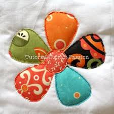 Flower Applique - Free Applique Pattern | Flower patterns, Free ... & Flower Applique - Free Applique Pattern Adamdwight.com