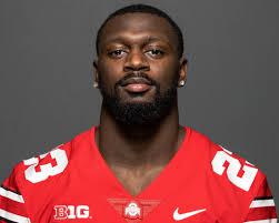 Marcus Hooker – Football – Ohio State Buckeyes