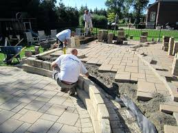 cost of patio pavers cost of patio cost patio pavers vs flagstone