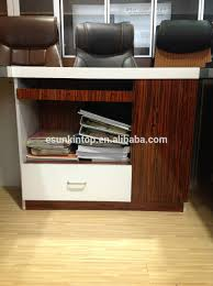 modern wooden office counter desk buy wooden. 2015 New Model Wooden Modern Office Table Photo For Manager Counter Desk Buy A