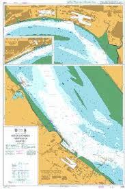 Hull Tide Chart 3496 England East Coast River Humber Immingham And Hull