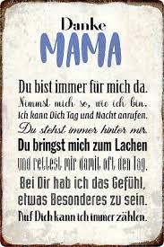 Schild Mit Spruch Mamapapa 40x30cm Sprüche Blechschild Deko