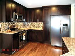 kitchens with dark painted cabinets. Fine With Outstanding Painting Kitchen Cabinets Black Dark Oak  White Throughout Kitchens With Dark Painted Cabinets T