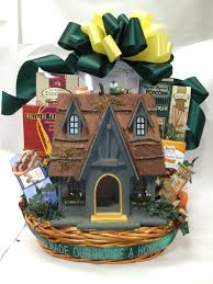mom you made our house a home birdhouse gift basket