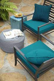 outdoor patio cushions with summer