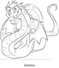 There are drakes, eastern dragons, wyvern, wurms (or wyrms), and even sea serpents. Dragon Master Coloring Pages Tracey West