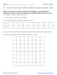 Comparing Simple Fractions To 12ths A Math Worksheets 5th Grade ...
