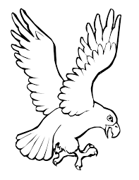 Small Picture To Print Flying Bird Coloring Pages 83 For Your Free Coloring Book