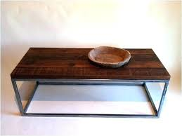 coffee table square rustic wood and iron coffee table square wood and metal coffee table design coffee table square