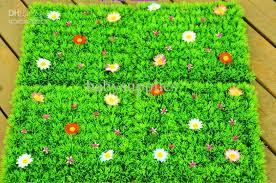 fake turf carpet 2018 simulation grass artificial turf artificial grass carpet flower