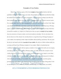 how to write a case study essay okl mindsprout co how