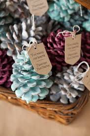Pinecone firestarter: Giving a party favor that warms the homes of others  is the perfect way to celebrate a housewarming party. If you're not up for  the DIY ...