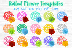 Daffodils, line drawings of flowers. Rolled Flowers Graphic By Magicartlab Creative Fabrica