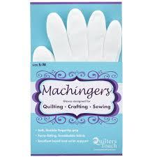 Machingers Quilting Gloves Small/Medium - Quilters Touch ... & Machingers Quilting Gloves Small/Medium Adamdwight.com