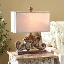 fresh kirklands table lamps or table leaf lamp 36 lamps plus san jose