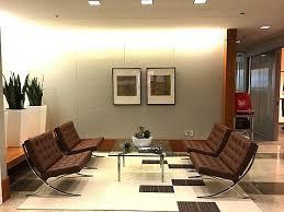Iconic Modern Classic Furniture ModernClassics Custom Lobby Furniture Modern