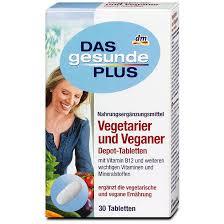 nahrungsergänzungsmittel für veganer