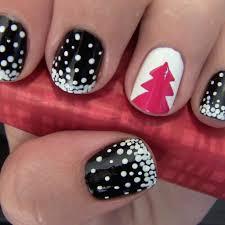 Christmas ~ Christmas Tree Nail Art Design More Com Nails ...