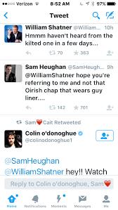 More Of Sam Will Shatner S