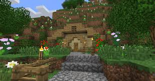 How To Build A Hobbit House My Hobbit House In Minecraft Opinions Minecraft Ideas