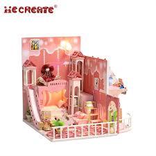 diy miniature house kit