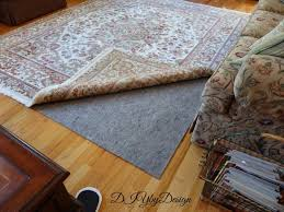 the right rug pad makes all the difference