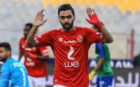 حسين الشحات: شعرت بضياع الدوري من الأهلي بعد مباراة الإسماعيلي