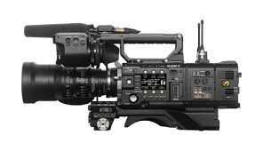 sony f55. sony pmw-f55 with cbk-55bk eng-style shoulder mount f55