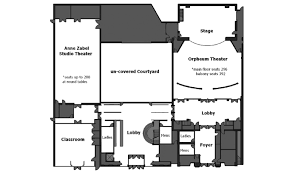 Orpheum Theater Seating Chart Orpheum Theater Center Seating Chart
