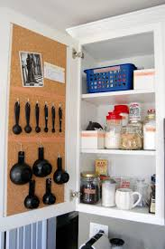 Kitchen Tidy Kitchen Cabinets Organizers That Keep The Room Clean And Tidy