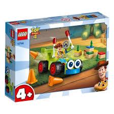 <b>Конструктор LEGO</b>® Disney Pixar <b>Toy Story</b> 4 10766 Вуди на ...