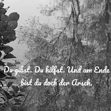 At Gepraegt Wahr Traurig Tränen Schmerz Sprüche S