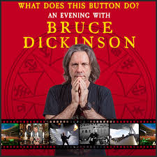 Scream For Me | The Official <b>Bruce Dickinson</b> Site