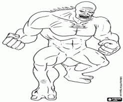 Kleurplaat Abomination Vijand Van Hulk Kleurplaten