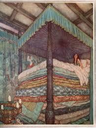 princess and the pea bed. Edmund Dulac - Princess And Pea.jpg The Pea Bed Wikipedia