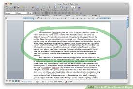 how to write a research paper sample research papers image titled write a research paper step 8