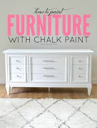 chalk paint furniture ideas. Chalk Paint Furniture Ideas With